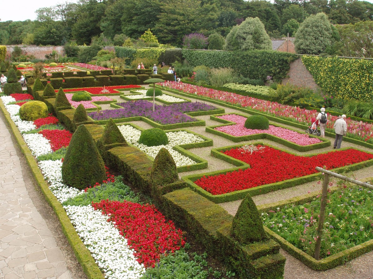 Sewerby Hall and Gardens, near Bridlington