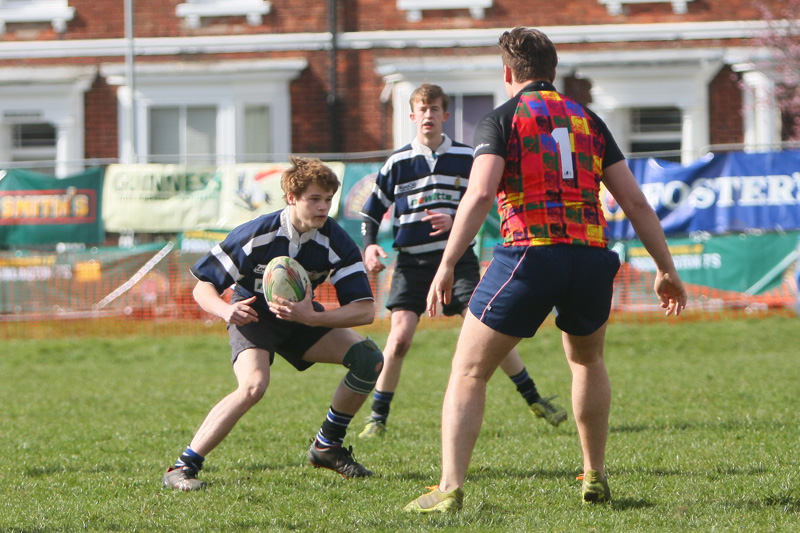 The 58th Annual Pock 7's Rugby Tournament - Driffield RUFC V Newitts Centurians - 2nds round