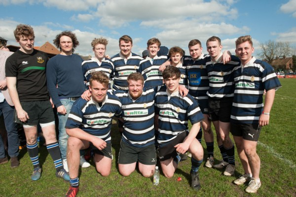 The 58th Annual Pock 7's Rugby Tournament -