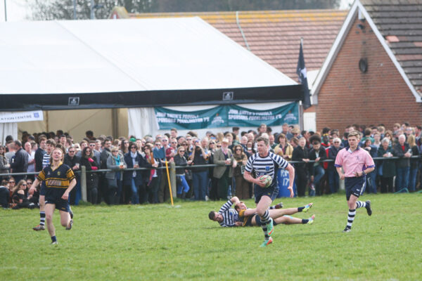 The popular Pock 7's Rugby Tournament       📷 Mike Hopps/Wolds Weekly