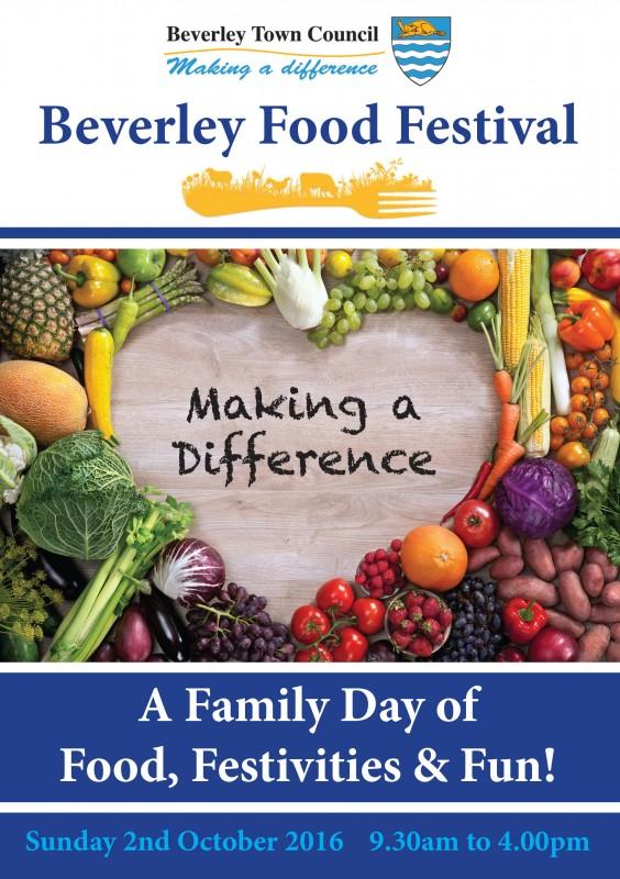 Beverley Food Festival - East Yorkshire