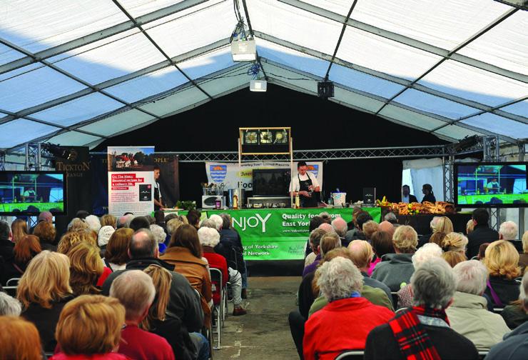 Beverley Food Festival 2012