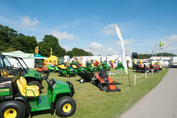The stage is set for the 142nd Driffield Show
